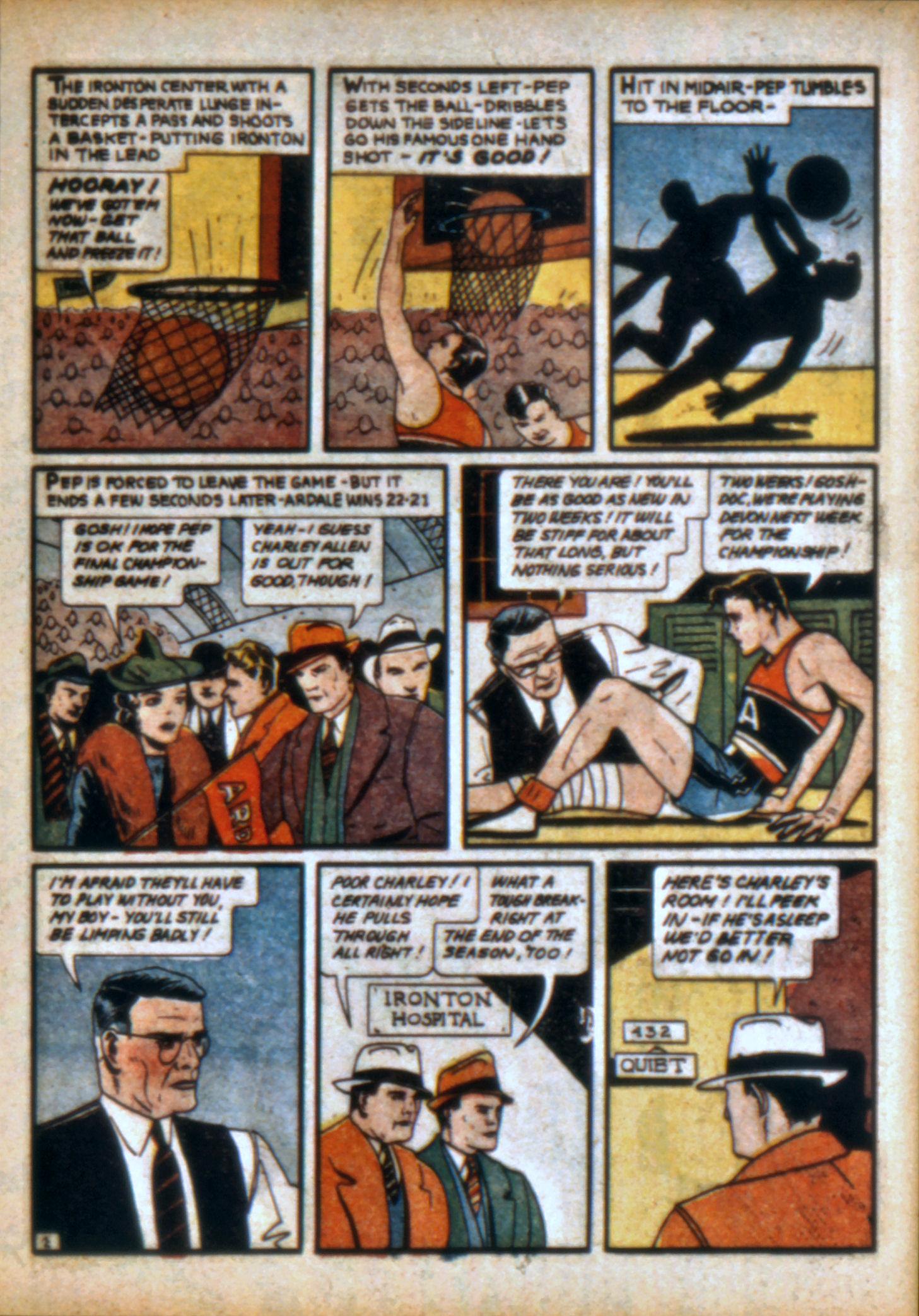 Action Comics (1938) 10 Page 25