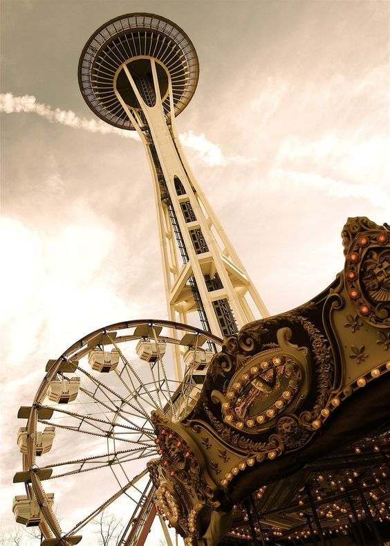 Seattle Center, Washington, USA