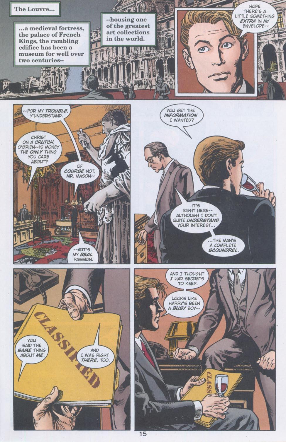 Read online American Century comic -  Issue #15 - 15