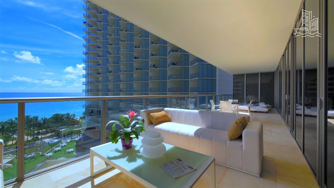 42 Interior Design Photos vs. 9705 Collins Ave #803N, Bal Harbour, FL Luxury Condo Tour