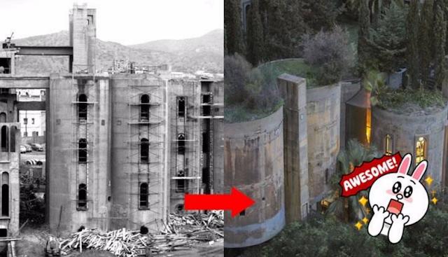 Arsitek Ini Membeli Pabrik Semen Tua yang Nggak Berani Disentuh Semua Orang, Siapa Sangka 2 Tahun Kemudian...
