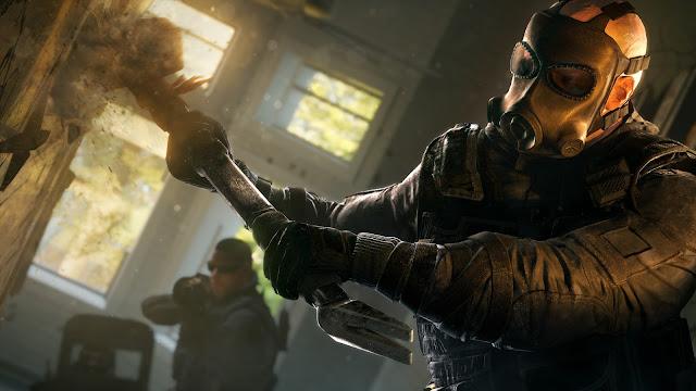 Llega una actualización de Rainbow Six Siege en Xbox One y PS4 1