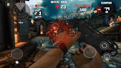 لعبة Dead Trigger للأندرويد، لعبة Dead Trigger مدفوعة للأندرويد، لعبة Dead Trigger مهكرة للأندرويد