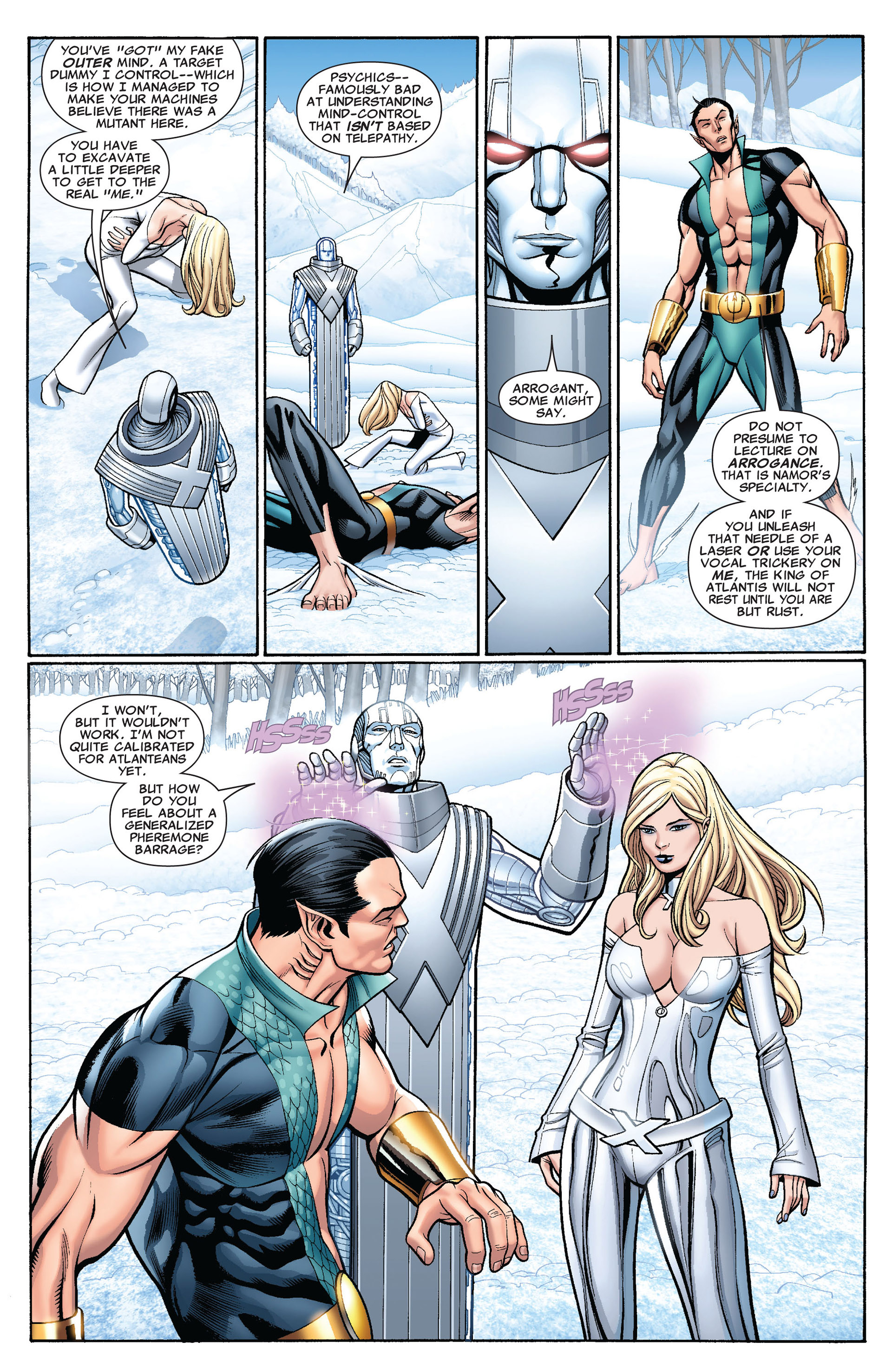 Read online Uncanny X-Men (2012) comic -  Issue #10 - 9