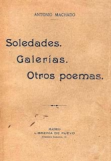 Antonio Machado, Amor y poesía, Ancile