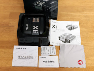 Godox X1T-C TTL Wireless Remote Flash Trigger for Canon-3