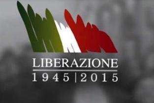 Campo di Giove, festa della Liberazione con la posa di una stele commemorativa.