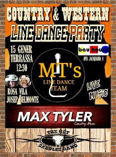 MT's Line Dance Team