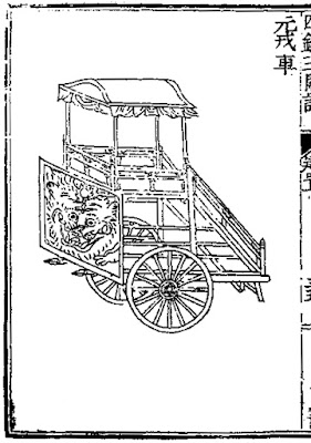 Ming Chinese Mobile Command Platform