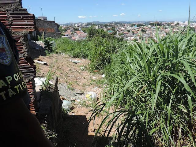 Tático da Guarda Municipal de Jundiaí encontra 60 kg de maconha escondidos em tambor no São Camilo