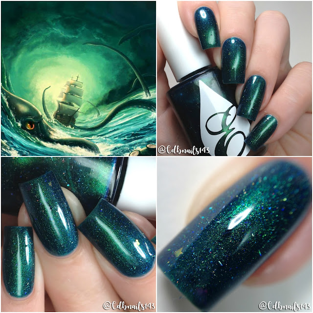 Envy Lacquer-What's Kraken?