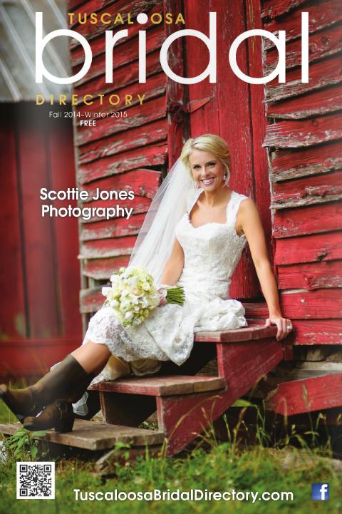Tuscaloosa Bridal Directory - Fall 2014