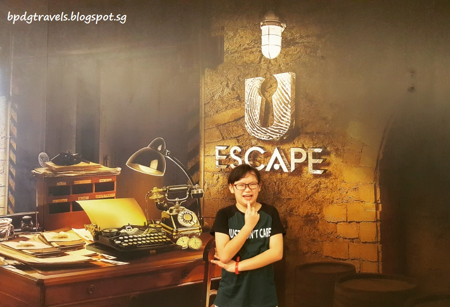 Escape Room Kc Children