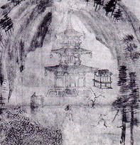 円覚寺境内絵図