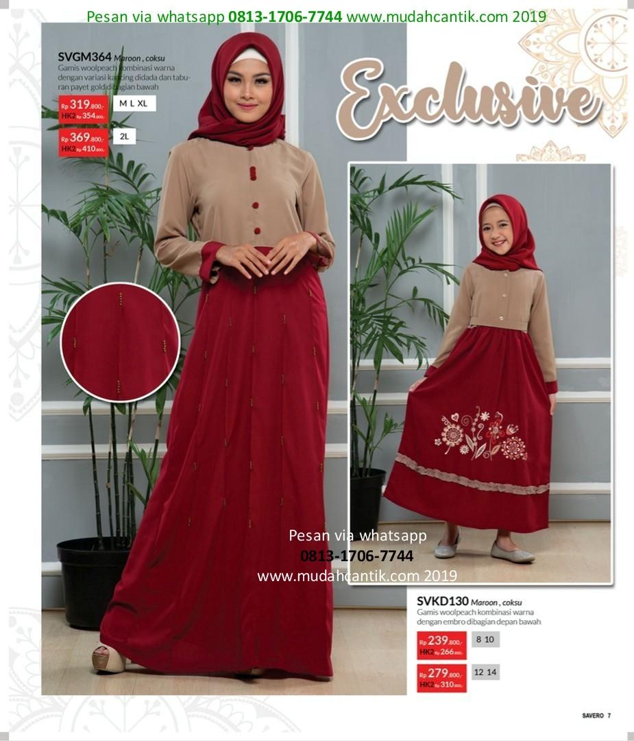 Best Of Model Baju Gamis Brokat Couple Suami Istri Fashion Corner