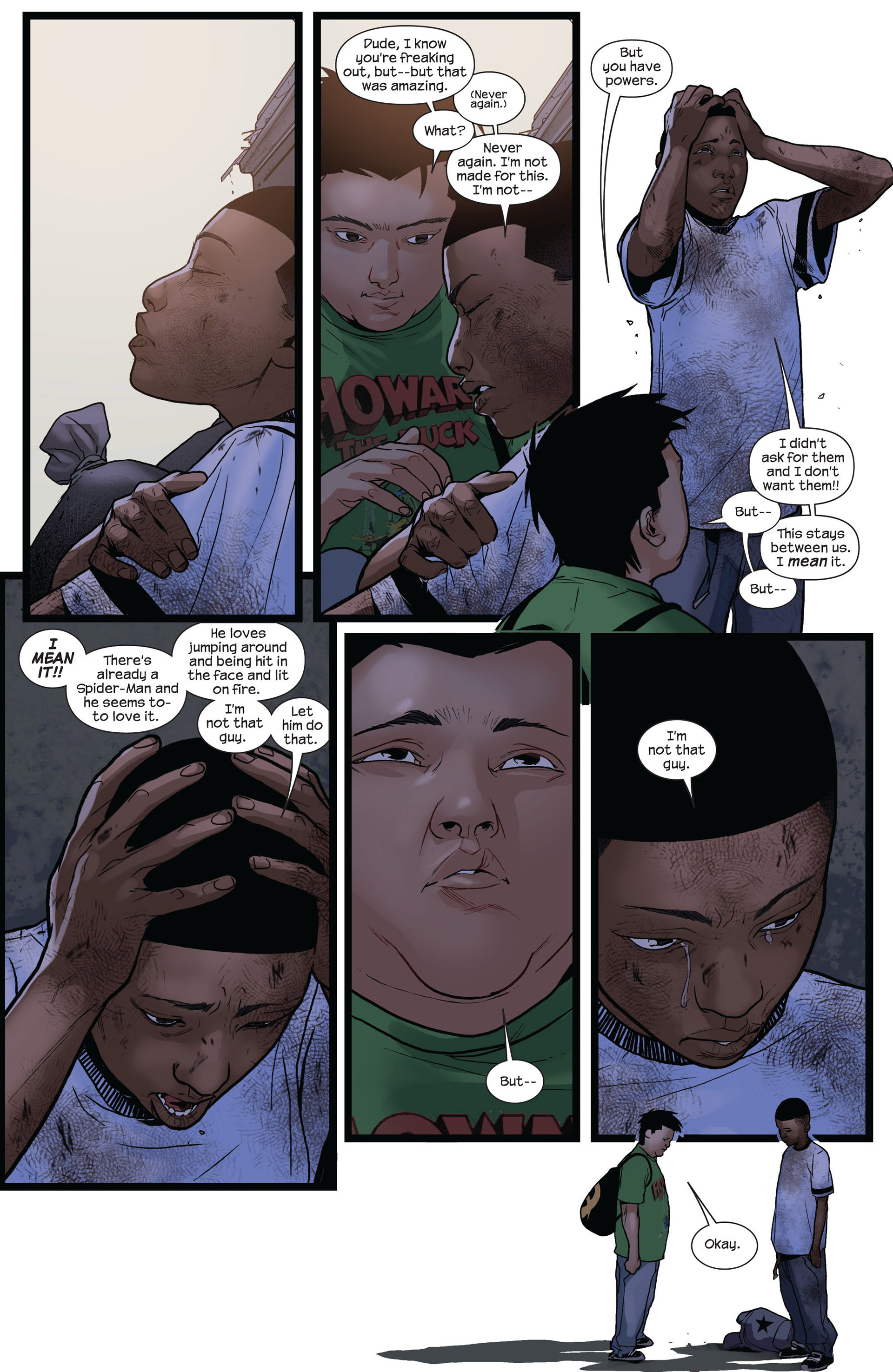 Read online Ultimate Comics Spider-Man (2011) comic -  Issue #3 - 14