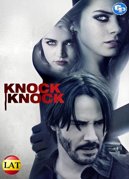 Knock Knock (2015) LATINO