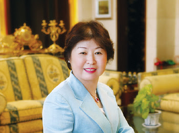 Used Dodge Caravan >> Woman724: Zhang Yin one of the richest women in the world, a self made billionaire. From waste ...