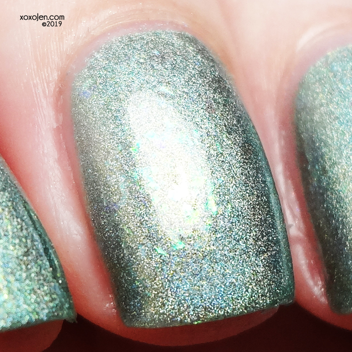 xoxoJen's swatch of Girly Bits Things Get Better With Sage