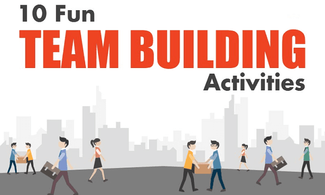 Image: 10 Fun Team Building Activities