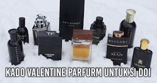 Kado Valentine Parfum Untuk Si Doi, Biar Makin Wangi.
