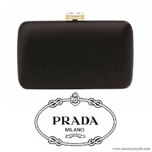 Kate Middleton Style PRADA Clutch