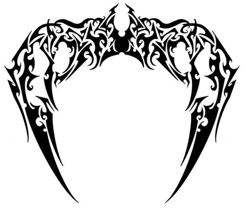 Tattoo 2012: Tribal Tattoo Designs