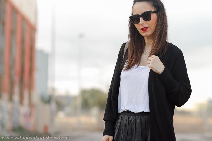 Blogger influencer de Valencia con ideas para vestir