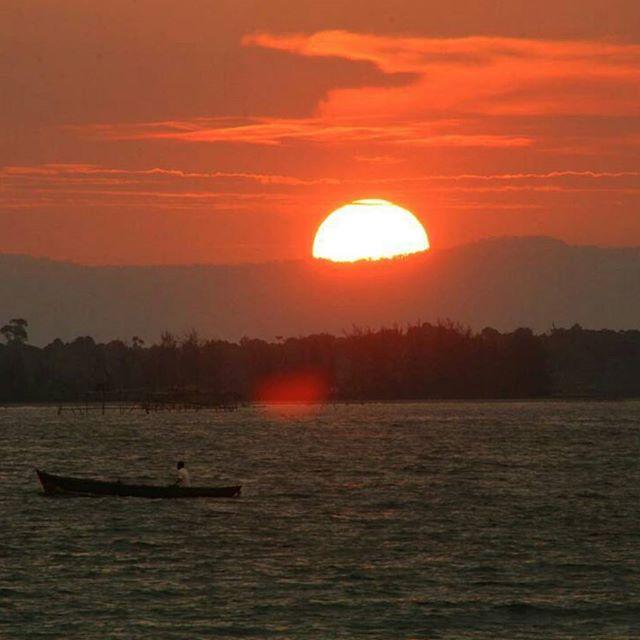 Sunset Sibolga dan Tapanuli tengah