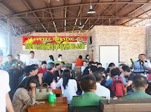 Danrem 131/Santiago Jalin Silaturahmi Dengan Insan Pers