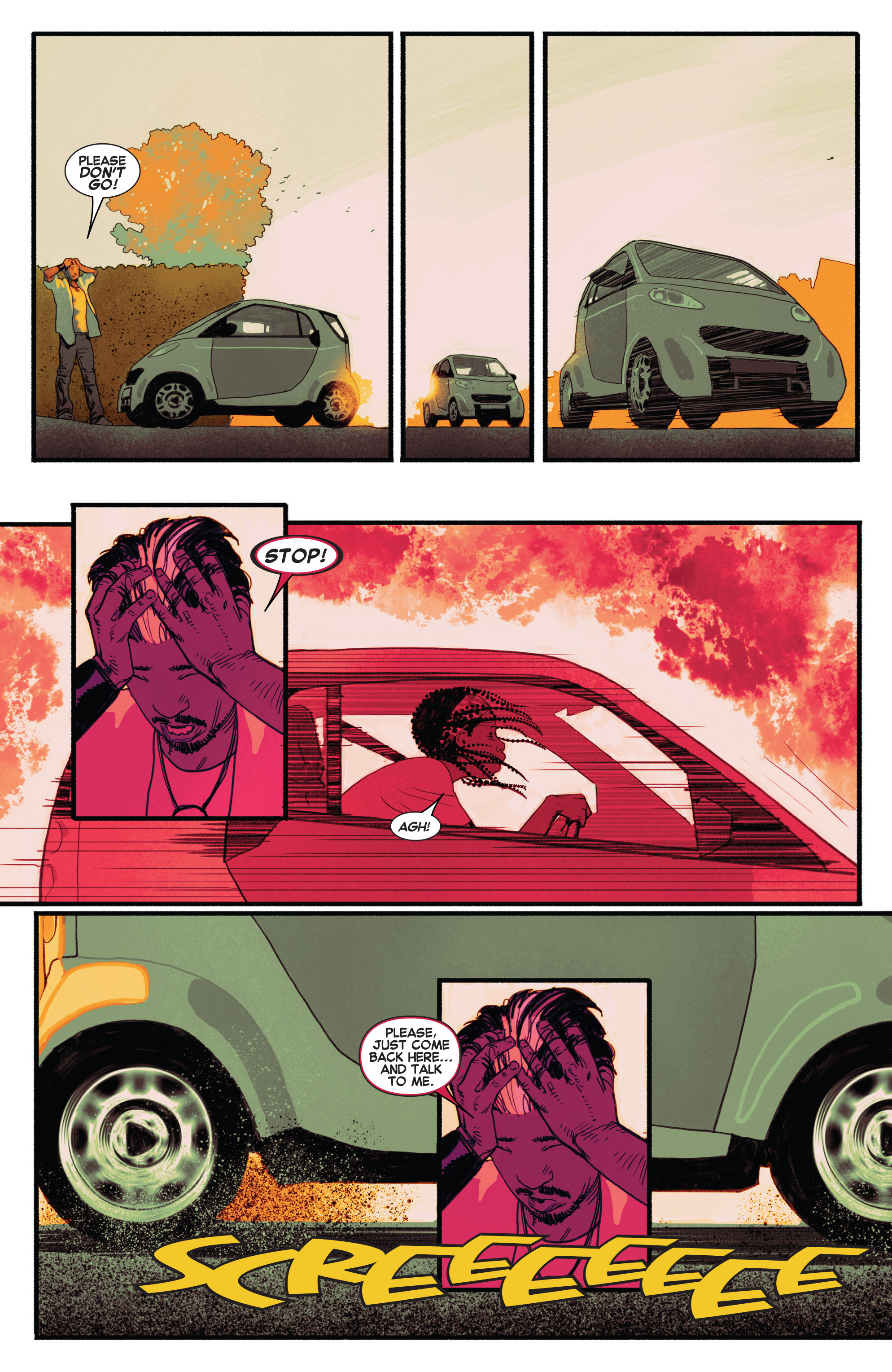 Read online Uncanny X-Men (2013) comic -  Issue # _TPB 2 - Broken - 6