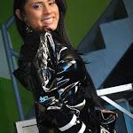 Andrea Rincon, Selena Spice Galeria 5 : Vestido De Latex Negro Foto 155