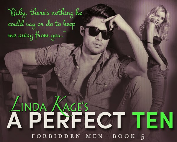 Romance Teaser from A Perfect Ten by Linda Kage