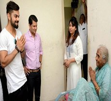 Virat Donates 50% Of His IPL Earnings