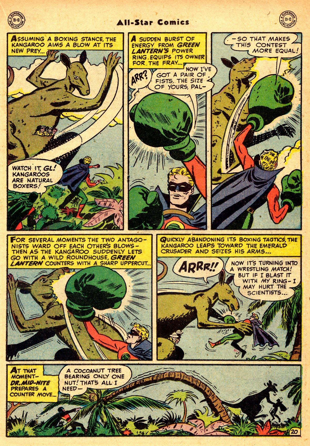 Read online All-Star Comics comic -  Issue #48 - 23