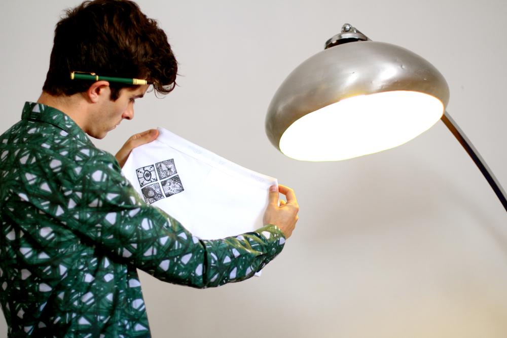 Blog Mode Homme Sloggi By Me Sous-vêtements perosnnalisé undies underwear minet paris arthur espadrille chausson