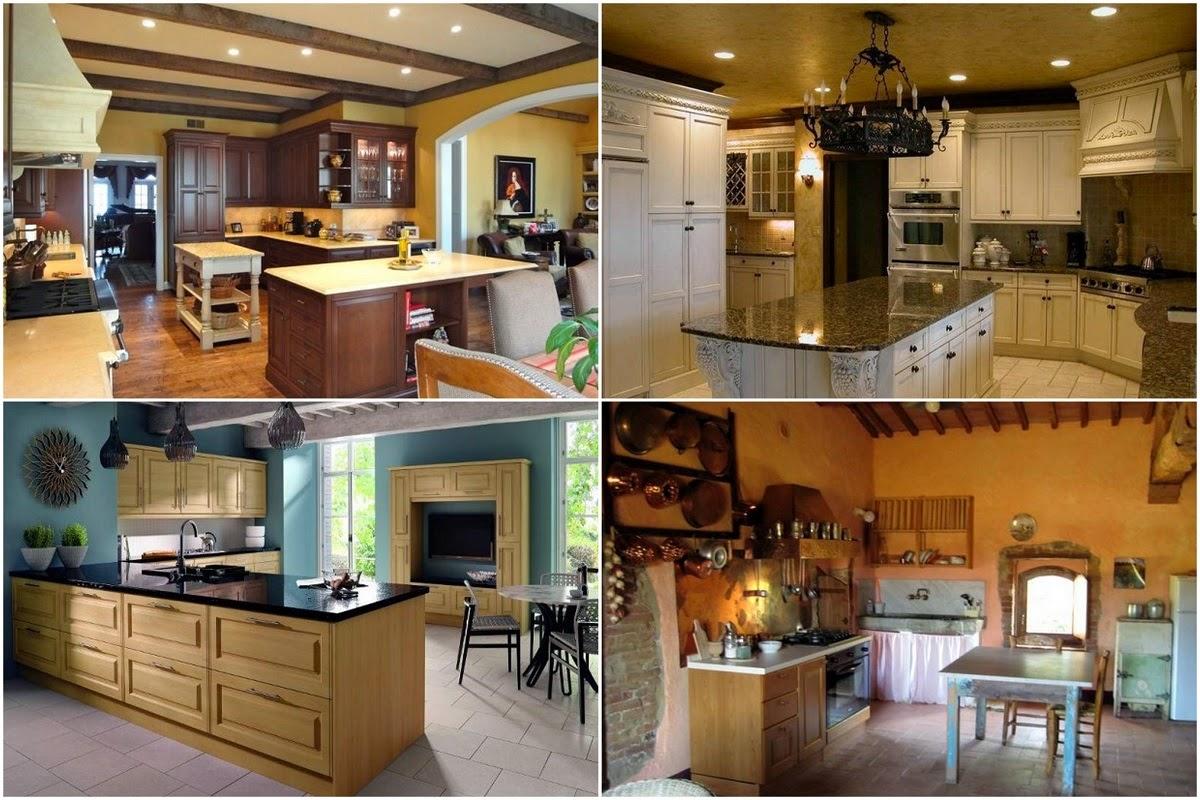 Stylish Kitchen Decors — Kitchen Interior & Exterior Design Ideas