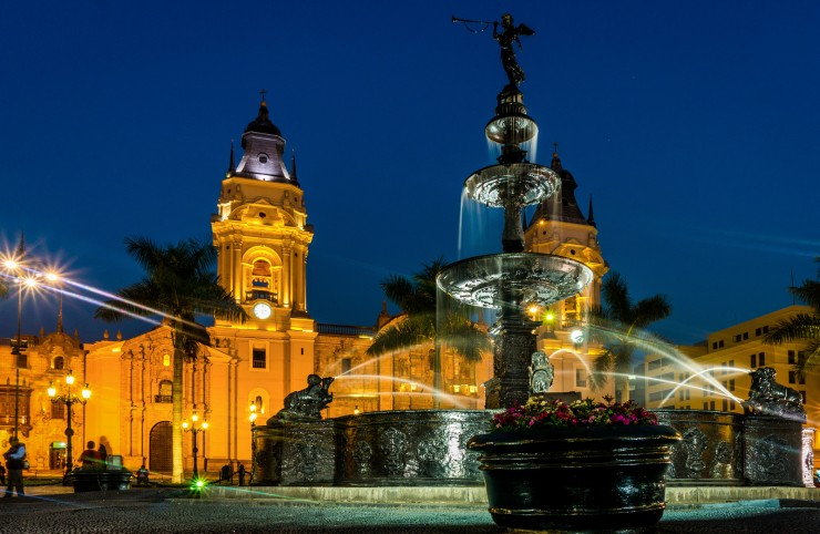Top 10 Vibrant Cities in South America - Lima, Peru