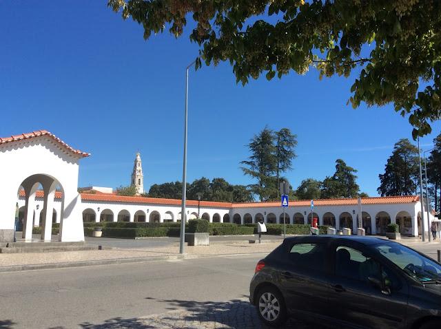 shrine of our lady of fatima, Portugal