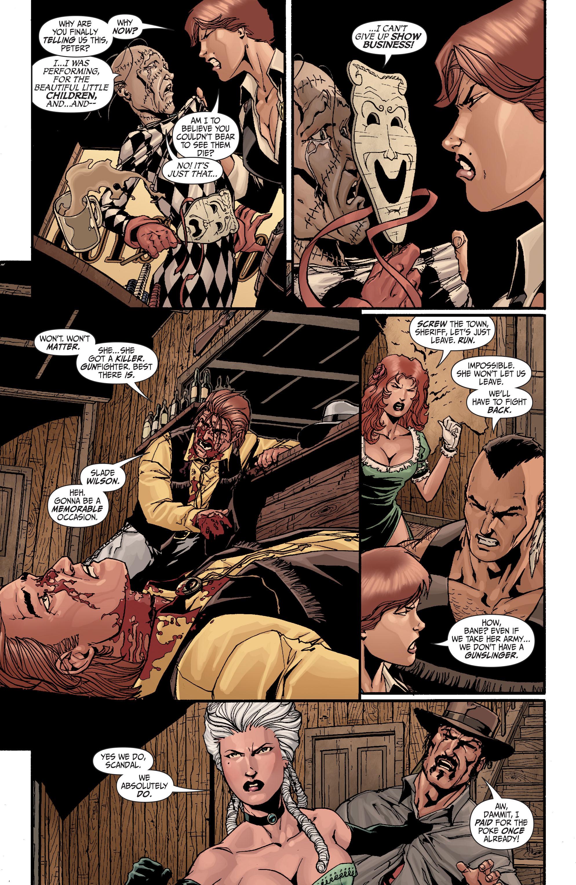 Read online Secret Six (2008) comic -  Issue #24 - 12