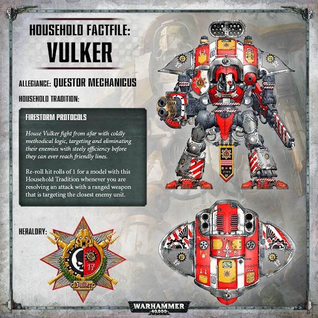 House Vulker: Firestorm Protocols
