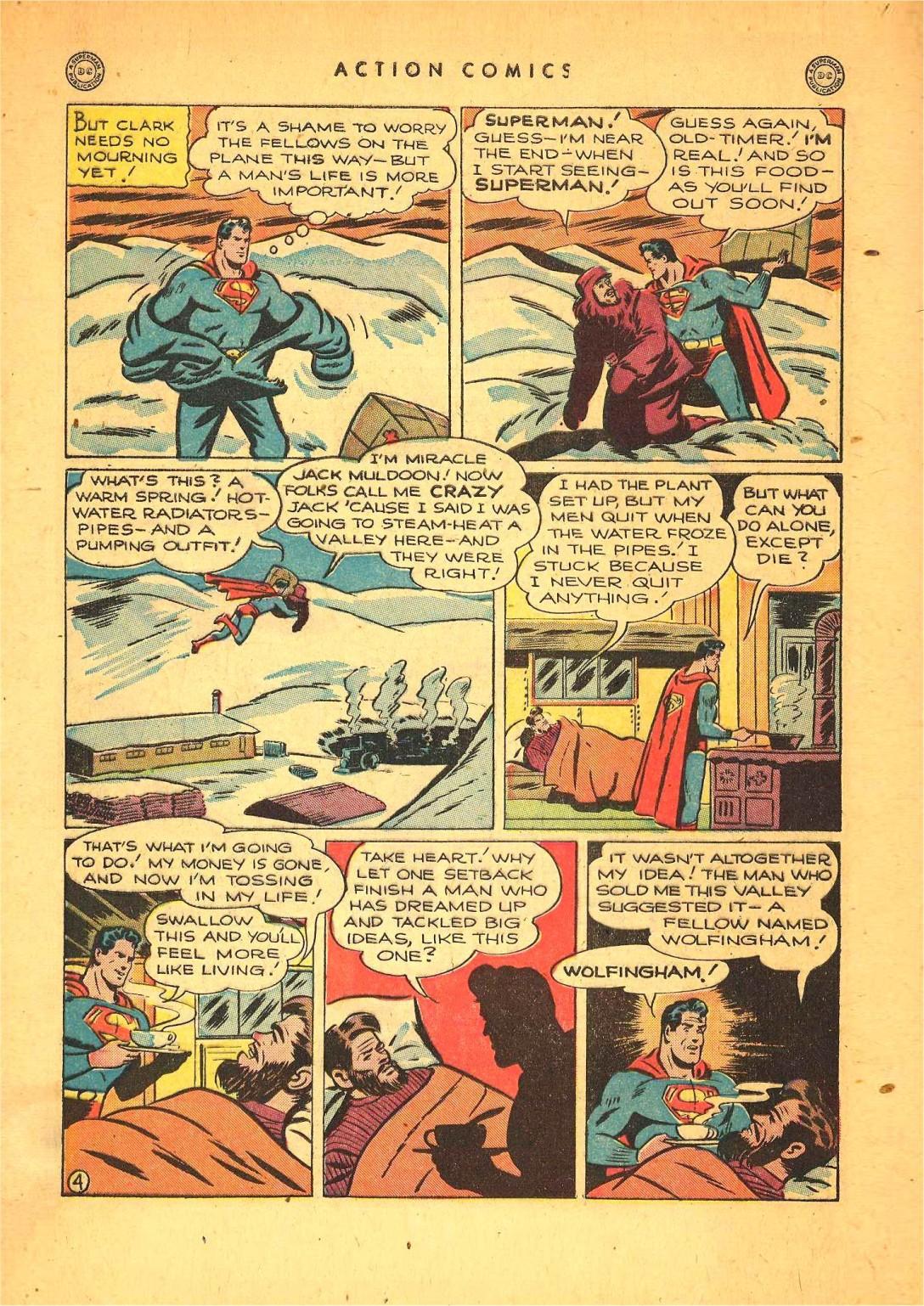 Action Comics (1938) 116 Page 4