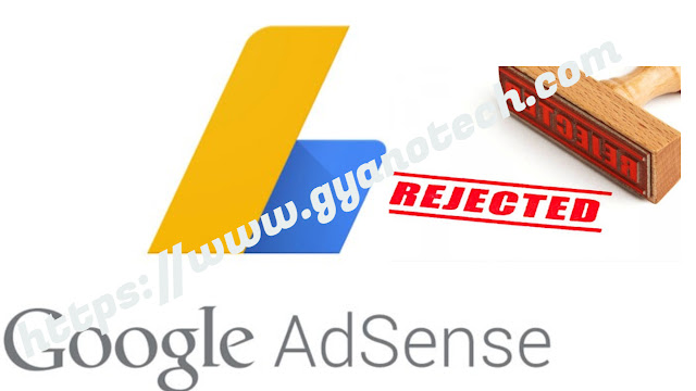 Why is Google AdSense Rejecting our Requests ?