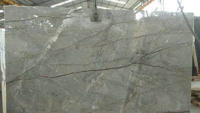 Marmer Astana Silver