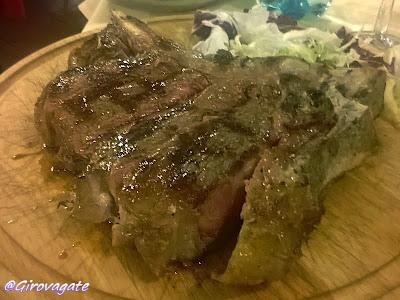 bistecca ristorante vecchia firenze