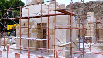 Hatshepsut's chapel at Karnak to open soon for public