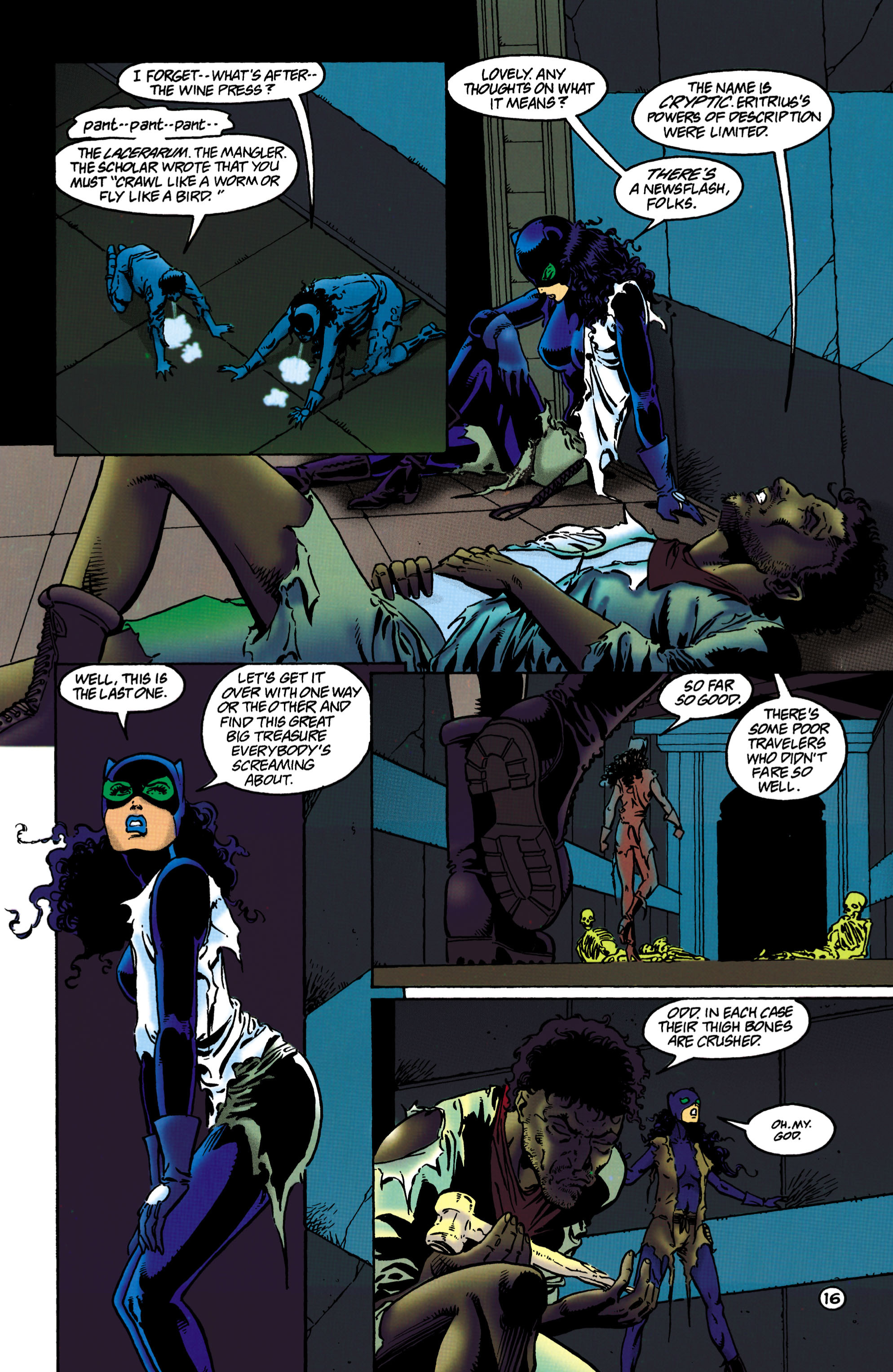 Catwoman (1993) Issue #35 #40 - English 16
