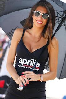 Kumpulan Foto Body Sexy Gadis Tim Aprilia