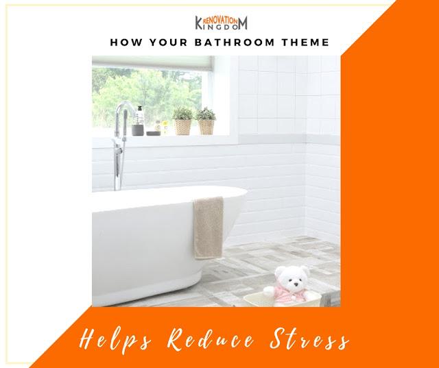 How Bathrooms Reduce Stress
