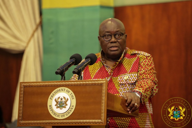 """Railway Sector Being Resurrected"" – President Akufo-Addo"